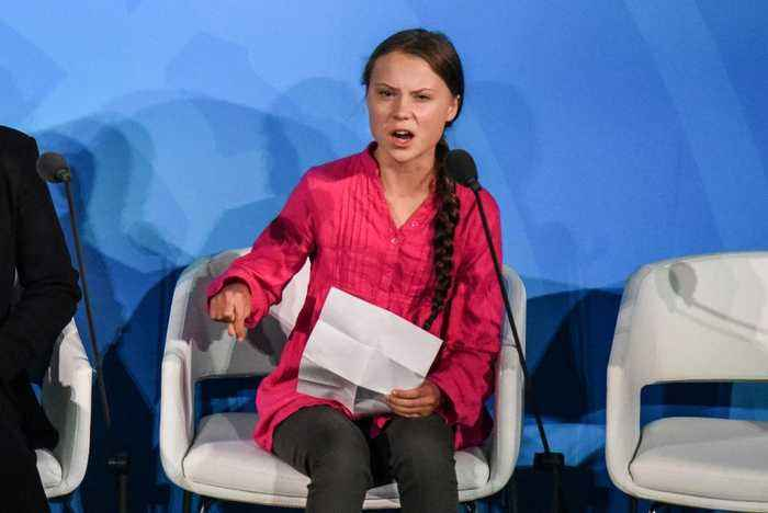 Greta Thunberg Was Named Time's Person Of The Year 2019 For Her Efforts In The Fight Against Climate Change