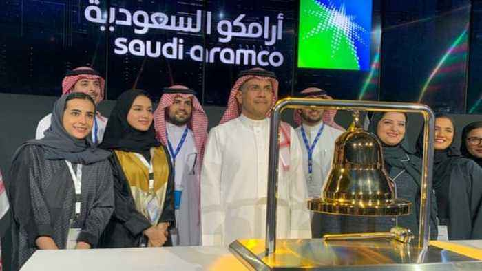Saudi Aramco officially becomes world's largest listed company