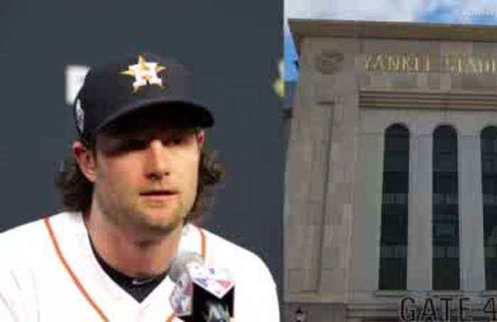 Yankees sign Gerrit Cole in record-setting deal