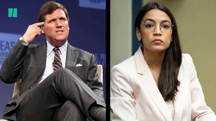 Tucker Carlson's Guest Smears AOC's District