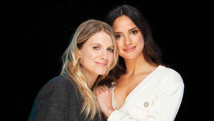 Mélanie Laurent & Adria Arjona Talk About The New Michael Bay Netflix Film, '6 Underground'