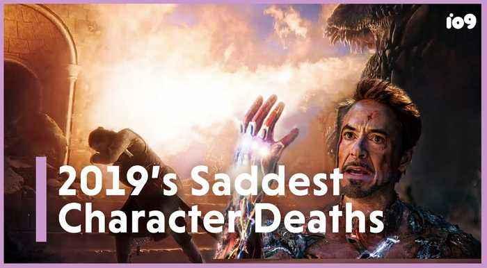 The Saddest Fictional Deaths of 2019