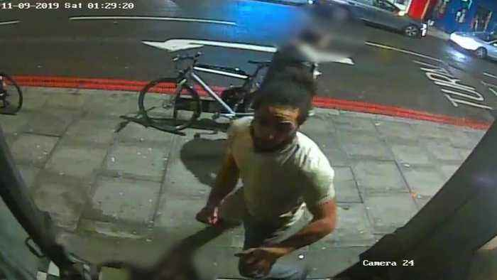 Police search for man in connection with several assaults