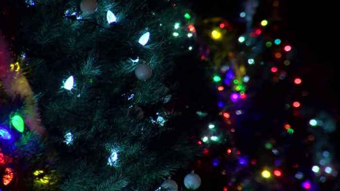 Hutsonville Christmas tree display helps remember lost loved ones