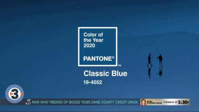 Classic blue: Pantone Color of the Year 2020