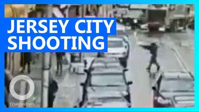 How the Jersey City shooting unfolded