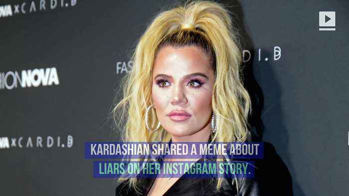Khloé Kardashian Posts Cryptic Quote After Jordyn Woods Passes Lie Detector Test