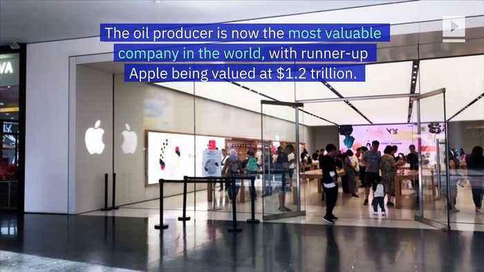 Saudi Aramco Becomes World's First $2 Trillion Company