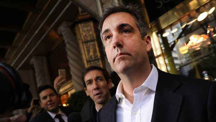 Michael Cohen Seeks Reduction For His Prison Sentence