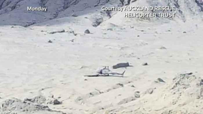 NZ's Ardern 'utterly focused' on retrieving victims