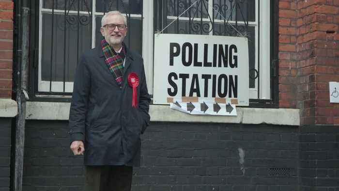 Party leaders cast election votes