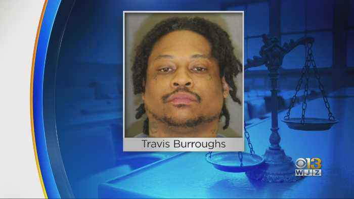 Man Accused Of Throwing A Water Pitcher At Baltimore Judge