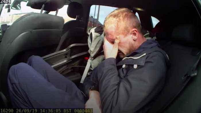 Speeding driver jailed for schoolgirl's hit-and-run death