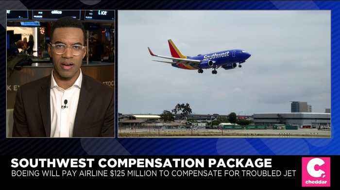 Southwest Airlines Will Share $125 Million Settlement From Boeing With Employees