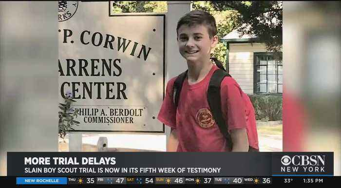 Thomas Murphy Trial Continues Friday Over Death Of 12-Year-Old Boy Scout Andrew McMorris