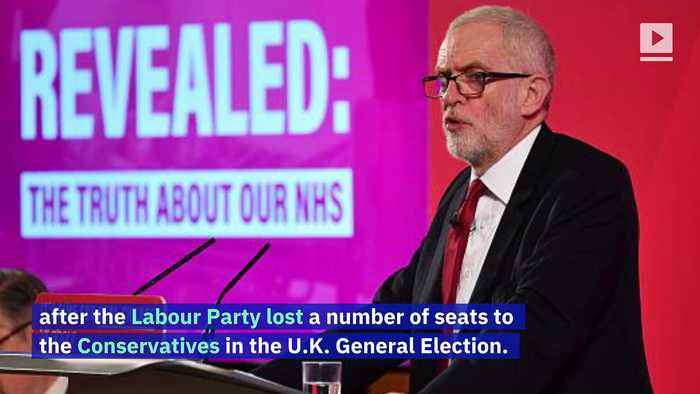Jeremy Corbyn to Step Down as Labour Party Leader