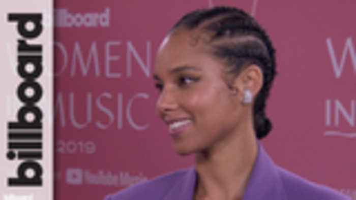 Alicia Keys Discusses Receiving The Impact One News Page Video