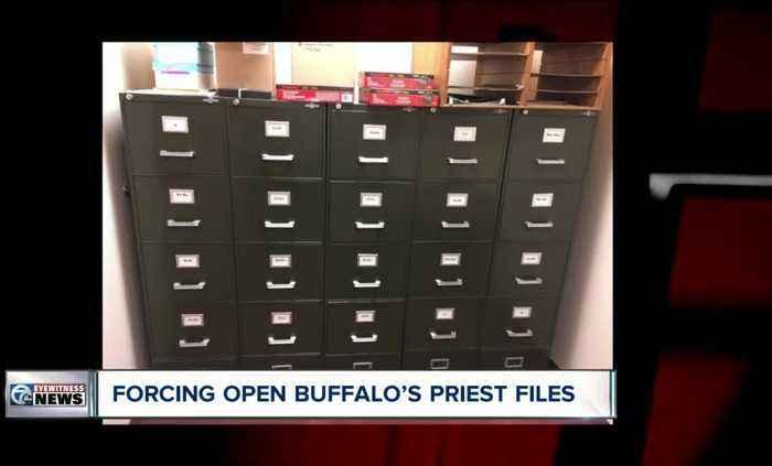 I-TEAM: Will Bishop Scharfenberger release the secret files?