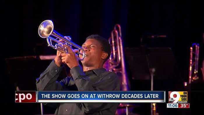 Withrow High School holds first Holiday Concert in more than 3 decades