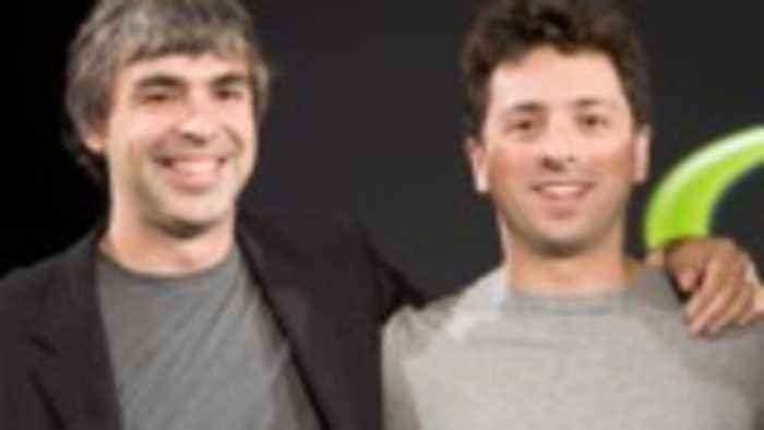 Google Founders Larry Page And Sergey Brin Have Stepped Down