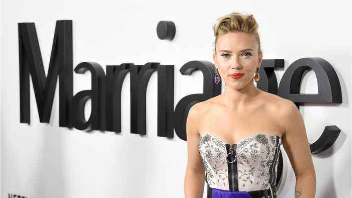 Scarlett Johansson Gets Nominated For Screen Actors Guild Awards