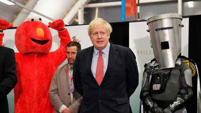 Boris Johnson scores landslide win in UK general election