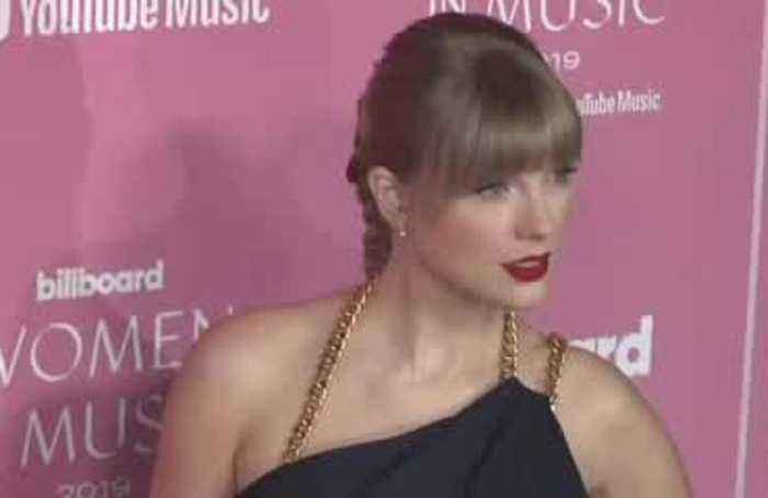 Taylor Swift, Billie Eilish attend Billboard Women In Music 2019