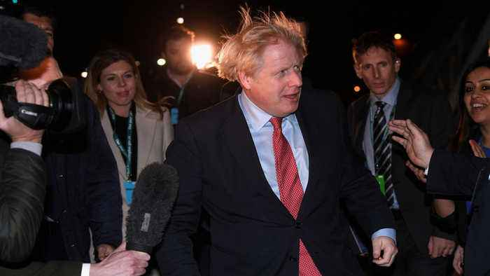After election victory, Boris Johnson promises January 31 Brexit