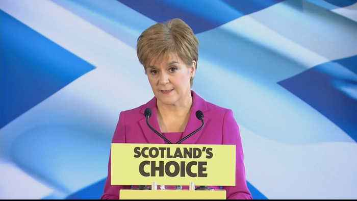 Scottish National Party sees huge gains after UK election