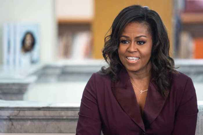 Michelle Obama Comes to Defense of Greta Thunberg