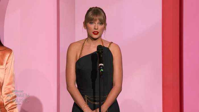 Taylor Swift Calls Out Scooter Braun In Billboard Woman Of The Decade Speech
