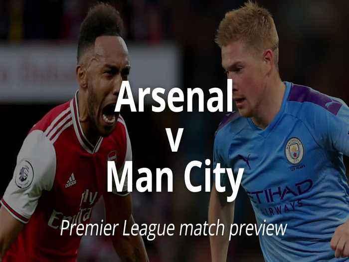Arsenal v Manchester City: Match Preview