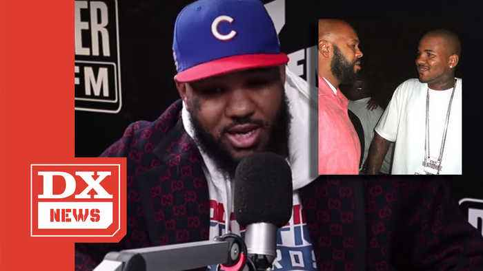 The Game Recalls Pulling Gun On Suge Knight & '60 Gangsters'