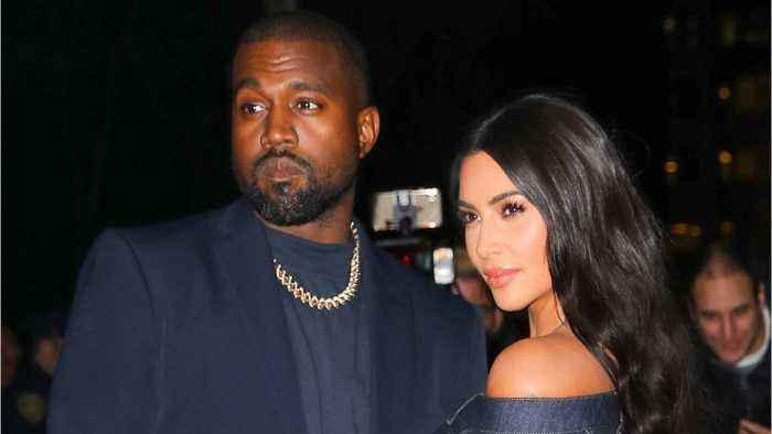 Kim Kardashian Shares Family Christmas Card
