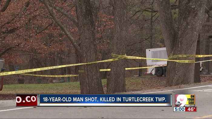 18-year-old shot, killed in Turtlecreek Township
