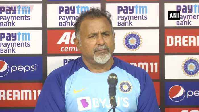 India plays every match with World Cup in mind Bharat Arun