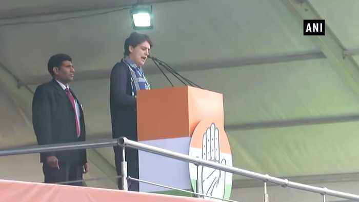 Constitution will be destroyed if we dont raise our voices Priyanka Gandhi