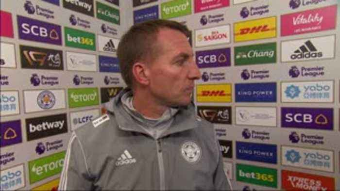 Rodgers: We needed a bit of luck
