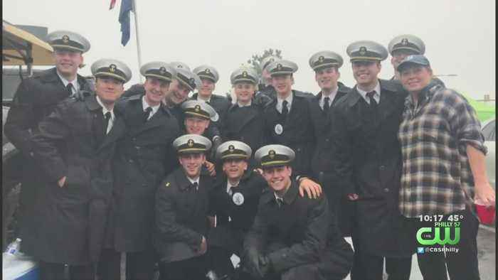 One Sponsor Family Brings Nearly 30 Midshipmen To First Army-Navy Game