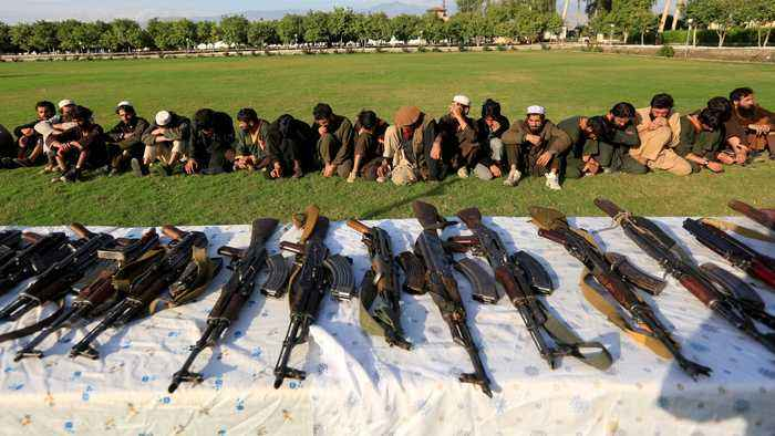 ISIL in Afghanistan 'defeated', but not eliminated