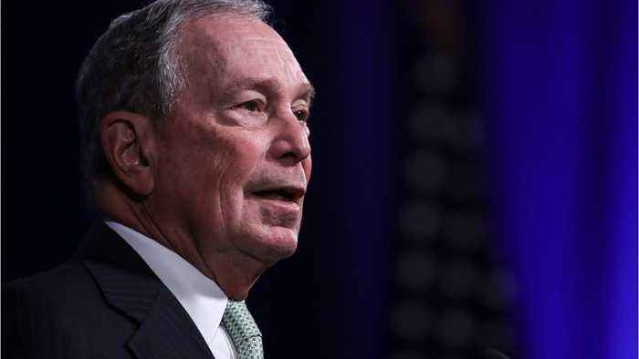 Bloomberg Reportedly Spent $8 Billion Over The Years