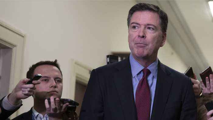 James Comey Admits To Being Wrong