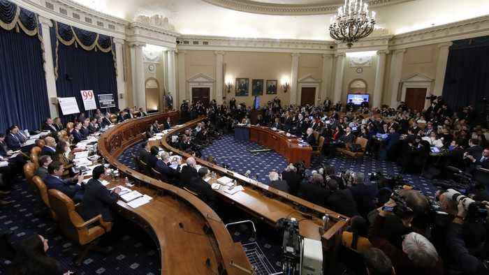 House Judiciary Committee Releases Full Impeachment Report