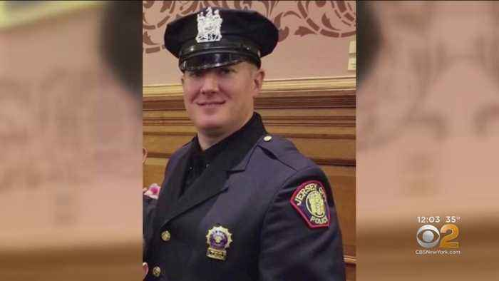 Jersey City Shooting: Wake To Be Held For Detective Joseph Seals