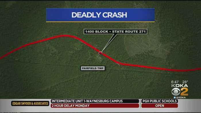 Man Dead Following Crash In Westmoreland County