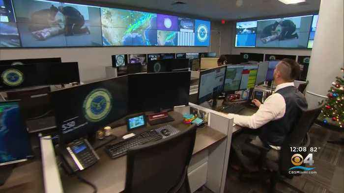 Inside BSO's Real-Time Command Center Focused On School Safety