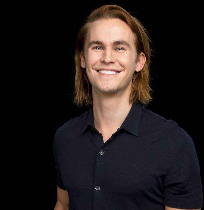 Actor Rhys Wakefield Talks About His Role In The Hulu Series, 'Reprisal'