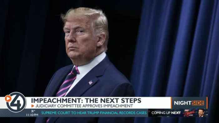 The next steps of impeachment