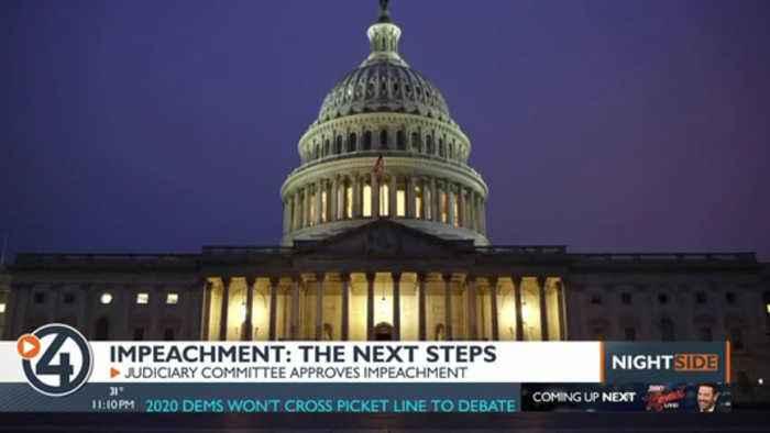 Impeachment: The next steps