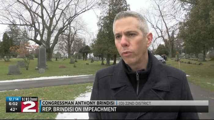 rep. brindisi on impeachment